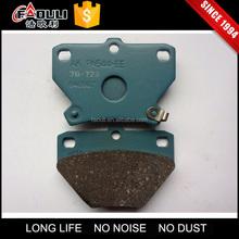 Rear Semi-metal Long life TOYOTA brake pad 04466-52030