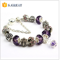 sterling silver 925 imitation for pandora bracelet jewelry wholesale chain pure silver custom charm bracelet