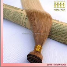 Competitive Price With High Quality Honey Blonde Brazilian Hair Weave