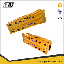 China HMB SB series hydraulic hammer breaker, hydraulic breaker attachment