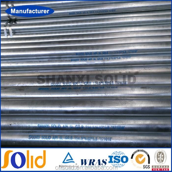 Welded schedule 80 pre galvanized steel pipe manufacturer (2).jpg