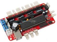 RepRap Sanguinololu Rev 1.3a PCB for 3D Printer Prusa Mendel