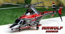 Walkera Newest and Lastest Version ! Airwolf200SD5 RC Helicopter with Three-axis Gyro