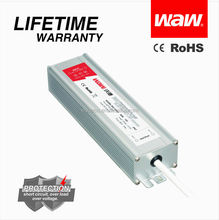 24V 2.5A IP67 waterproof led driver BG-60-24 power supply with CE ROHS