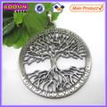 aleación de metal de la joyería de peltre antiguo del árbol de la vida fabricante de joyas personalizadas