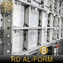 RD Alibaba Strong bearing capacity Building concrete form Production sell to Korea