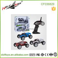 Boy Hobby toys!10.5cm Mini RC truck toy Micro Nano RC Stunt toy Truggy RC Racing Car WLtoys 2019