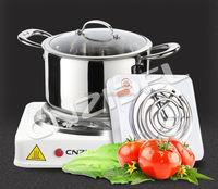 2015 new model electric stove 1000w portable electric cast iron hot plate