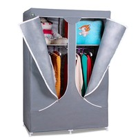 S7 high-quality & cheap portable bedroom closet wardrobe cabinets folding wardrobe inside design