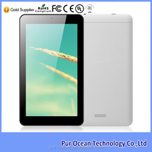 7 inch china factory direct android 4.4.2 tablet, 2700mAh li-ion battery for tablet pc