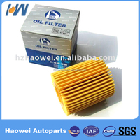 Auto change oil filter, engine oil filter 04512-31080