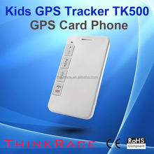 Amber alert GPS Tracker for kids with Long Life Battery TK500