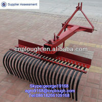 Farm implements Tractor trailed Land clearing Rake on sale