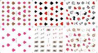 FACTORY SALE ming shan 3d nail art decoration