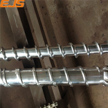 Manufacturing screw barrel for NETSTAL as per customer dimension drawings