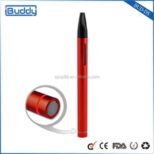 2015 BUDDY technology new arrival rainbow cigarettes bud ds huge vapor e cigarette start kit with bud atomizer
