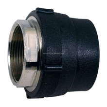 PE 100 and PE80 Socket Joint Male Female Adapter (HDPE pipe fitting)