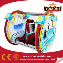 Crazy selling amusement rides Happy car , small electric car for sale