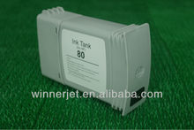 for hp 80 compatible ink cartridge high capacity 1050 1050c 1055cm
