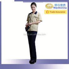 professional breathable driver work shirts and pants