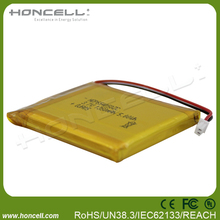 Spare lithium battery for electric bicycle wisper street batteries lithium polymer battery 3.7v lg
