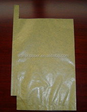 wax coated fruit protective paper bag