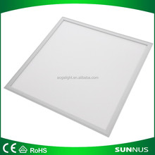 Square LED Panel light 600x600mm SMD4014 120pcs 40W 60x60 ceiling downlight CE RoHS 85-265V super bright