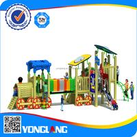 children wooden outdoor playground equipment metal slides for kids