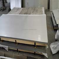 ASTM HL finish 201 stainless steel plate 1.5mm thickness 2438mm*1219mm