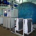 Naclo electro- de ionización de desinfección con sistema de dosificación para tratamiento de agua potable