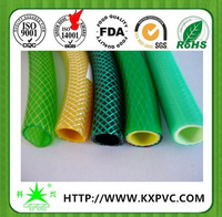 flexible garden hose packed in color paper