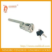 Cabinet lock, furniture lock, office desk lock