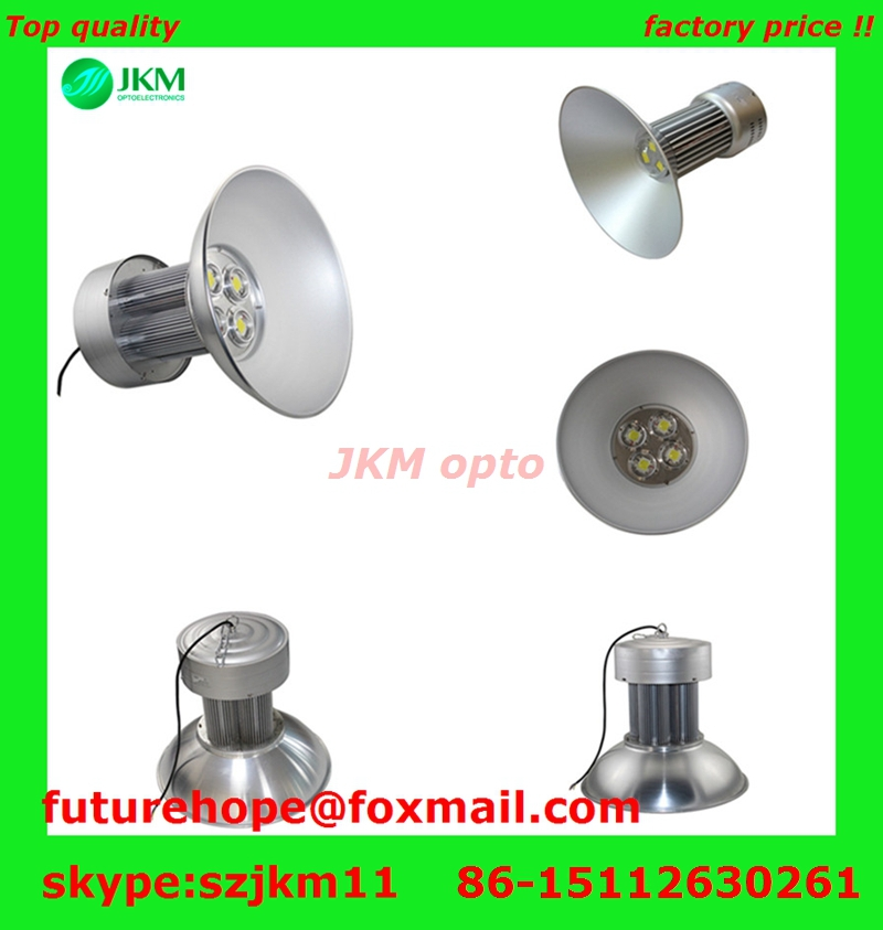 High lumen COB/SMD chip 200w led high bay light factory