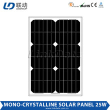 Linkdata Mono-Crystalline 25W Solar Panel
