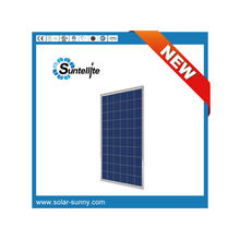 Suntellite 240W solar panels high efficiency and CE/TUV/MCS/UL Certified