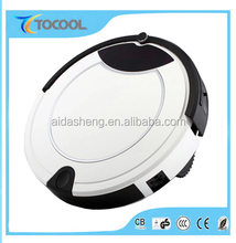 Popular style double central brush automatic vacuum cleaner robot TC-450