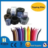 shoelace handle rope cellulose acetate plastics tipping film