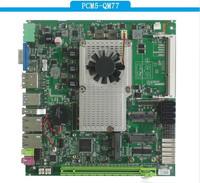 170*170 Mini ITX I5 CPU Motherboard Support DDR3 (pcm5-qm77)