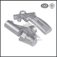 Anodized bending 6063 aluminum ac arc welding machine parts