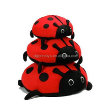 Soft Plush Toy Colorful Insect Soft Ladybirds Bees Toys