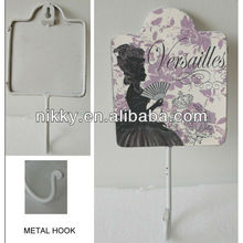 Cheap customized clothes wall hooks