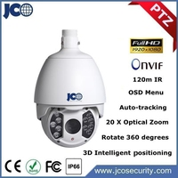 full hd 1080P action best outdoor surveillance 360 degree rotation cctv ptz camera