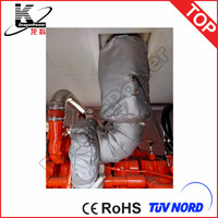 waterproof pipe insulation cladding for energy saving