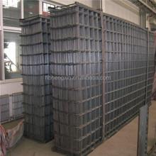 Steel bar welded mesh/Construction wire mesh texture/reinforcing welded wire mesh