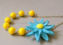 The Latest Design Popular Flower Shaped Necklace