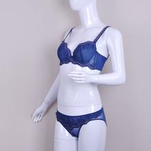Factory price sexy push up bra sets and new design transparent bra sets