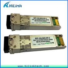 Network Router Module 40km Transceiver 10G BiDi SFP