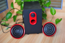 PC speakers for students kids home theater with USB SD
