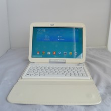 For samsung T520 case cover qwerty laser bluetooth keyboard