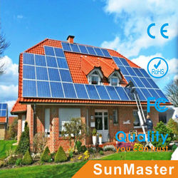 On grid 20KW solar system controller solar electronics with cables